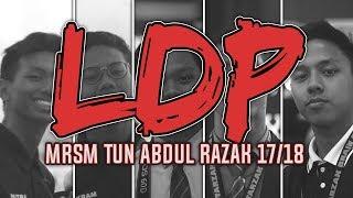Lembaga Disiplin Pelajar (LDP) MRSM TAR 17/18 - Peraturan Maktab