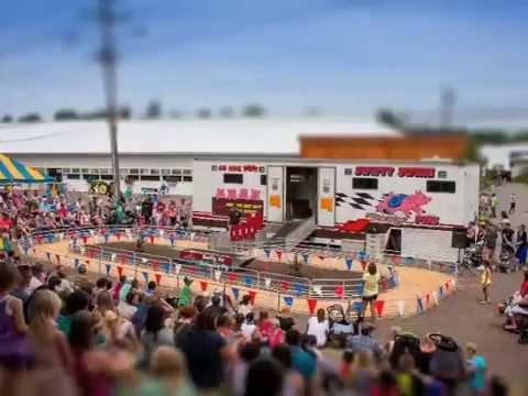 The 2012 Erie County Fair in 2.5 Minutes!, Hamburg, NY (Buffalo)