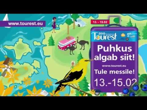 Turismimess Tourest 2015