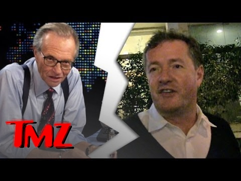 Piers Morgan: I Regret Nothing | TMZ