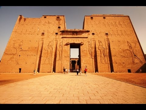 Edfu Temple Of Egypt: The Devil In Religion