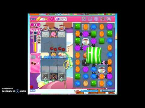 Candy Crush Level 2256 help w/audio tips, hints, tricks