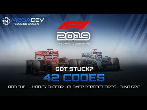 F1 2019 Cheats: Increase Resource-Points, Modify Ai Gear, …   Trainer by MegaDev