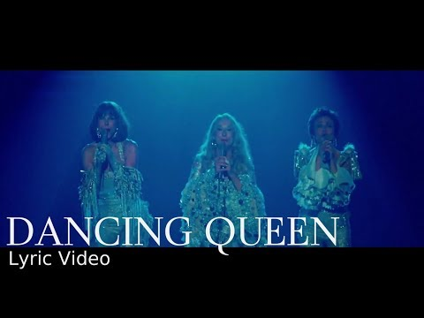 Dancing Queen (from the movie Mamma Mia!) | Lyric Video