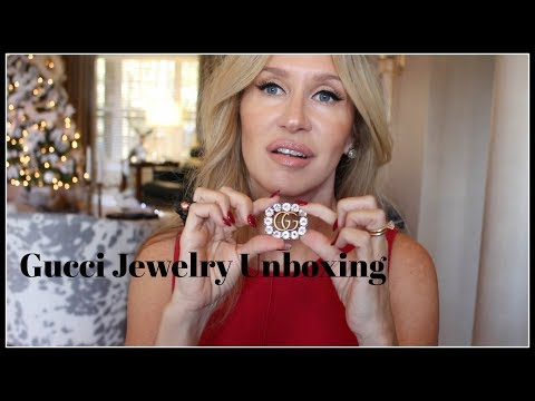 Gucci Jewelry Unboxing