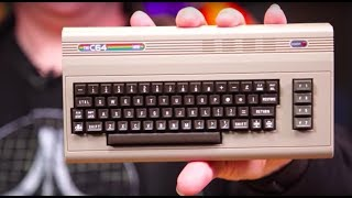 The $80 C64 Mini Review!