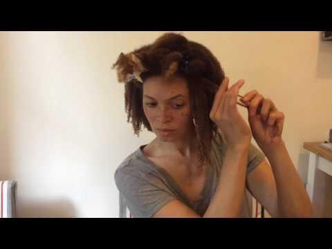 Wash and Go! Natural Hair - Type 4 High Density Hair