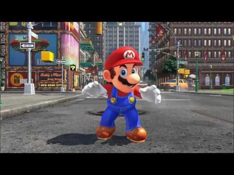 Super Mario Odyssey - Mamma Mia