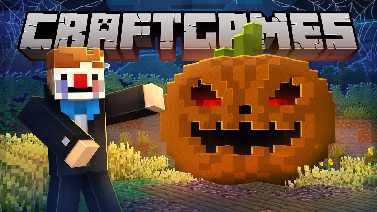 O ARMAZEM SECRETO! 🎃 - Craft Games 248