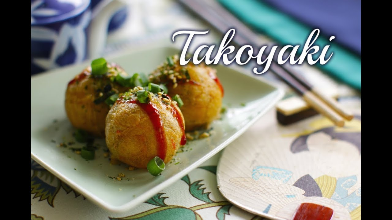 How To Make Takoyaki With Cake Pop Maker