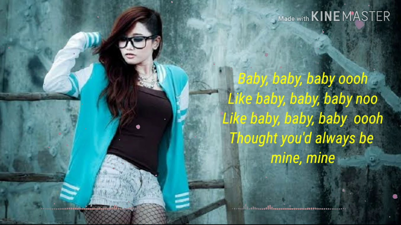 Justin Bieber baby song - YouTube