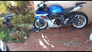 Best Motorcycle Anti-theft Security Chain, Lock, and Alarm