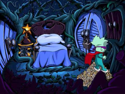 Let's Play: Pajama Sam No Need Need To Hide When It's Dark Outside Pt. 4 Goodnight! |