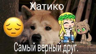 ~ Мини фильм ~ Хатико - самый верный друг.