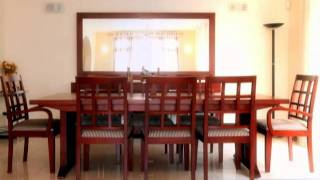 Furniture Factory Dining Room