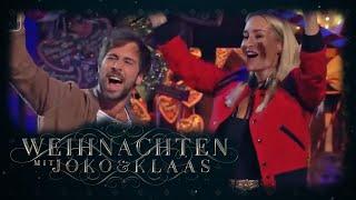 Sarah Connor und Max Giesinger spielen Plötzlich taub | Weihnachten mit Joko und Klaas | ProSieben