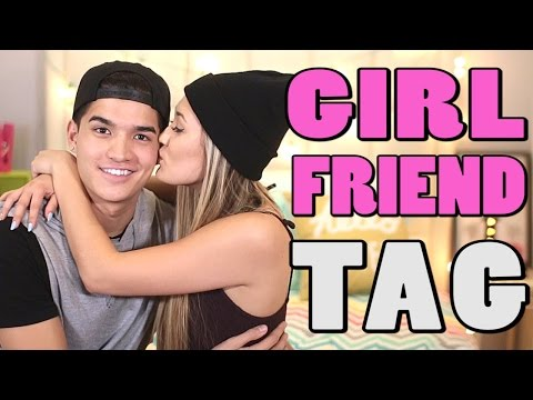 GIRLFRIEND TAG w/ LAURDIY