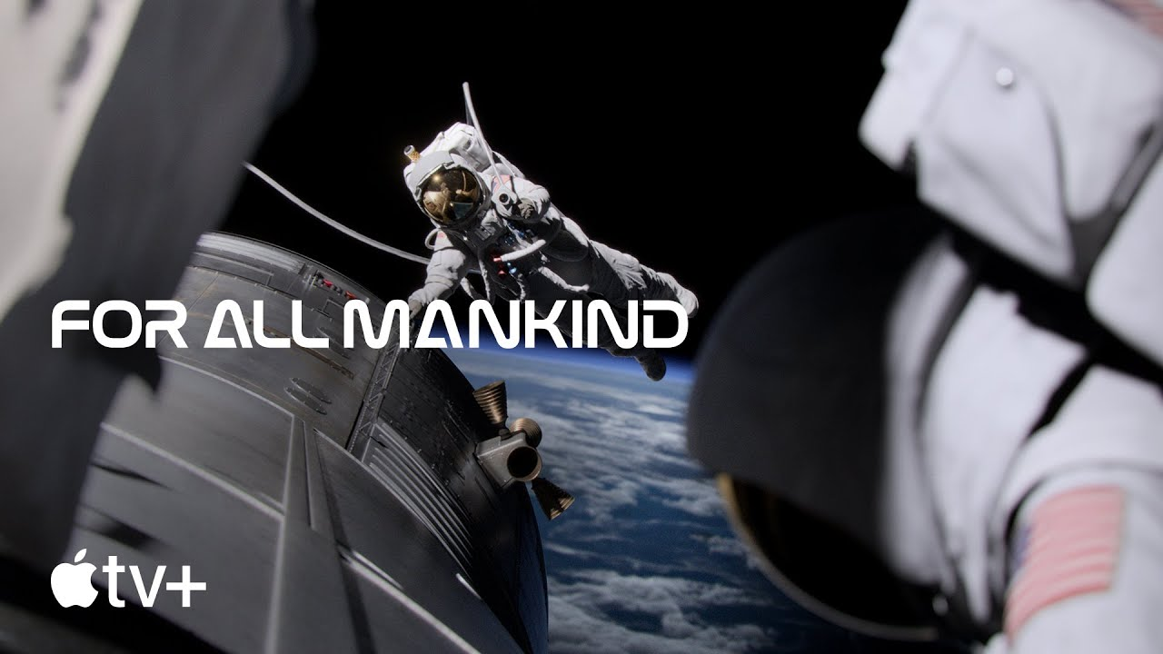"""Apple va lancer """"For All Mankind: The Official Podcast"""""""