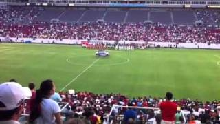 US National Anthem CONCACAF Cup
