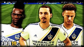 DESTROYING LA GALAXY!! 😂 - FIFA 19 Career Mode