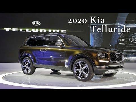 Kia Starts Production Of New 2020 Telluride In Georgia