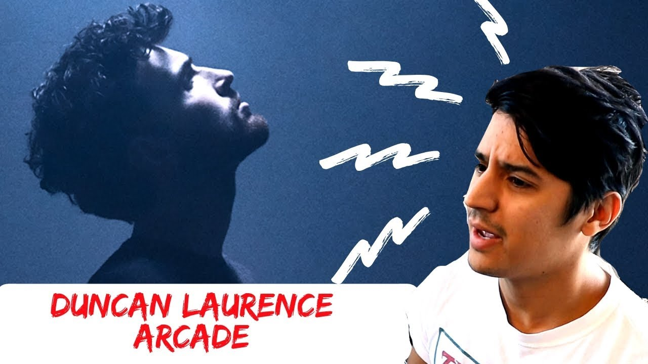Duncan Laurence Arcade Official Music Video The