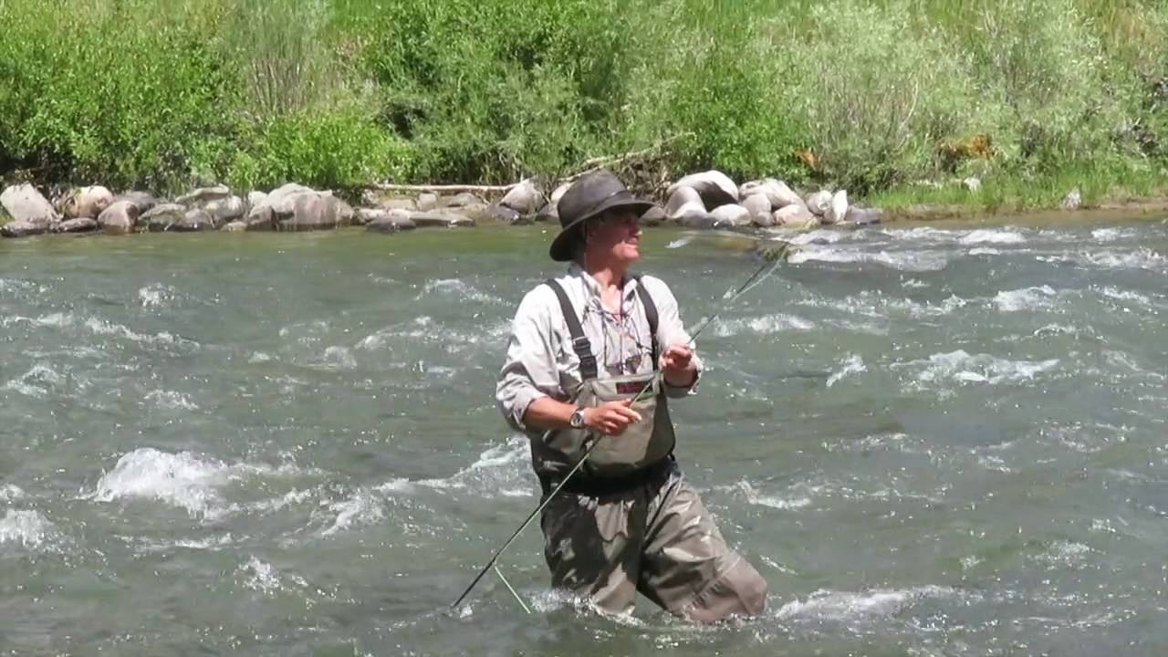 The gallatin river catches ken fly fishing in big sky for Gallatin fishing report