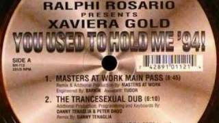 "Ralphi Rosario You Used To Hold Me (THE BEST MIX ) ""94 Master"