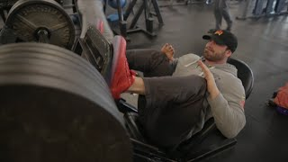 How to use the leg press properly | Bradley Martyn