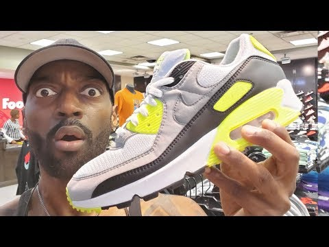 nike-air-max-90-volt-30th-anniversity-review-mall-vlog!!!-did-you-cop-or-drop?