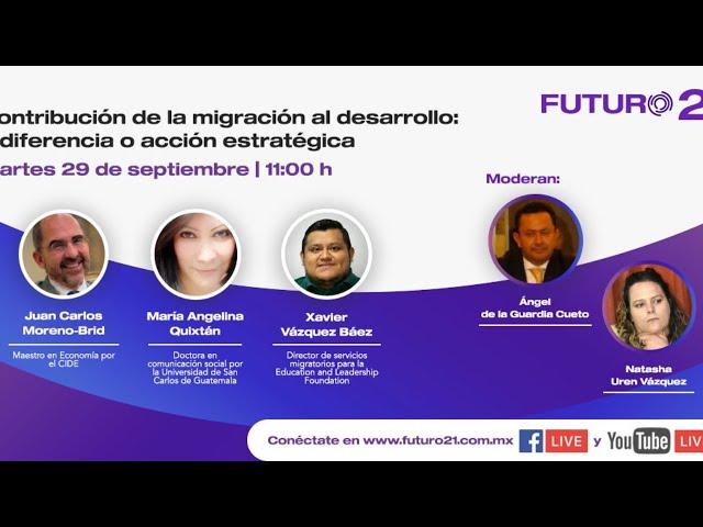 Contribución de la migración al desarrollo: Indiferencia o acción estratégica