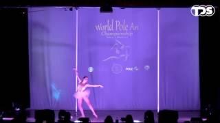 Pole Art Italy 2017   Lydia Kollia