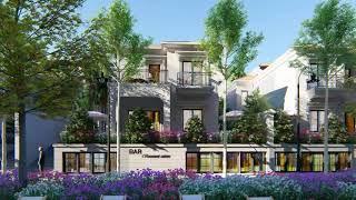 Dự Án Sunshine Crystal River - Shophouse Villas - Căn Hộ Sky Villas