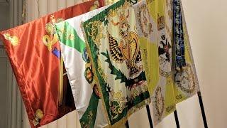 Троицкий Измайловский собор. Полковые знамена(См. также Православную библиотеку на портале