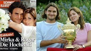 Roger Federer's Wife - Mirka Federer 2018