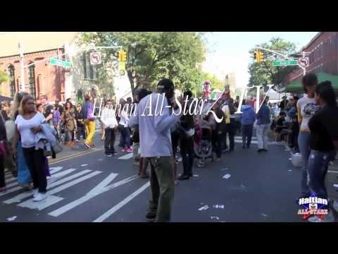 Playing Haitian Music @ ATLANTIC ANTIC Brooklyn Street Festival (Haitian All-StarZ TV)