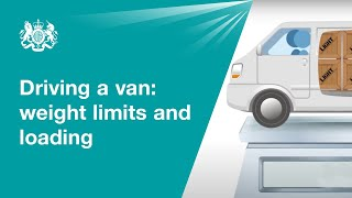 Driving a van: weight limits and loading