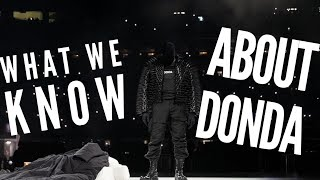 DONDA: What we know right now about Kanye's new album
