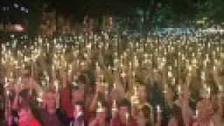 Greg Scott Performs Ashokan Farewell - Manchester Candlelit Vigil