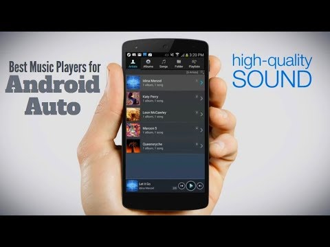 5 Best Music Players Apps for Android Auto