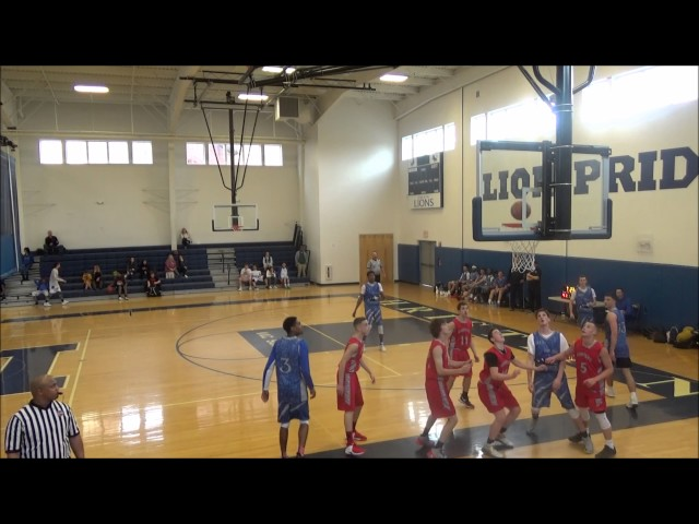 Game Highlights Boys' AAU: BP Bombers vs Cap City Scrappers