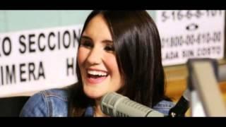 Dulce María em entrevista a Radio Mix