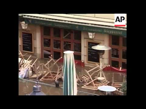 Flooding in Dresden continues, devastation in Czech Rep