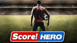 score Hero Level 105 Walkthrough - 3 Stars