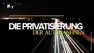 451 Grad Privatisierung deutscher Autobahnen