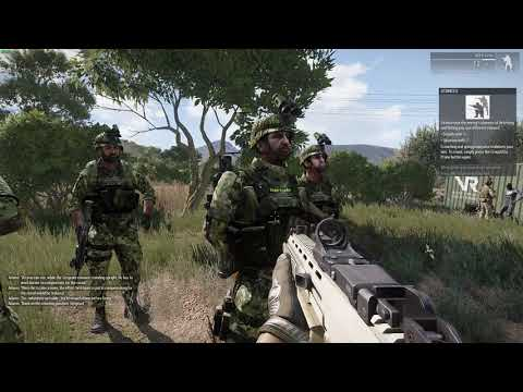Arma 3 Apex // Ultra Settings, 1080p, 60fps