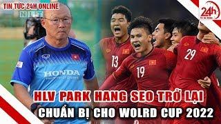 Tin bóng đá hôm nay 23/2 Thầy Park trở lại Việt Nam, Chelsea nối dài mạch thắng... Tin thể thao 24h