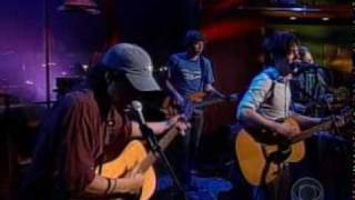 Bright eyes - At the bottom of everything (Live Kilborn)
