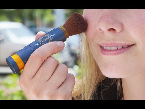 Brush on Block - Mineral Powder Sunscreen