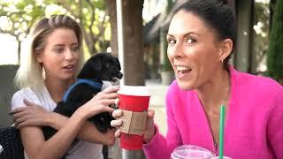 Trying 2019 Starbucks Holiday Drinks!